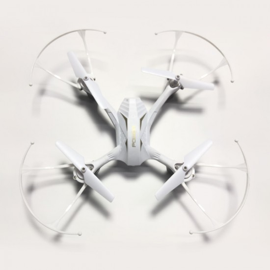 CX 25 mini Drone 2.4GHz 4-Kanal met 6-Axis Gyro