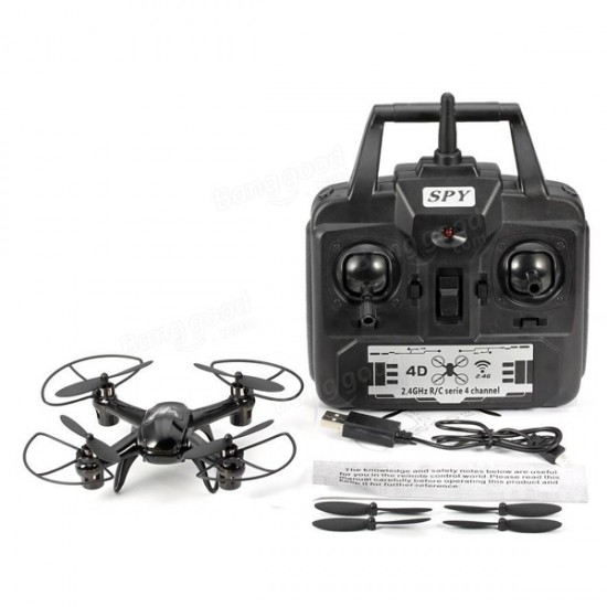 DM-003W Daming Spy Quadcopter met FPV Camera