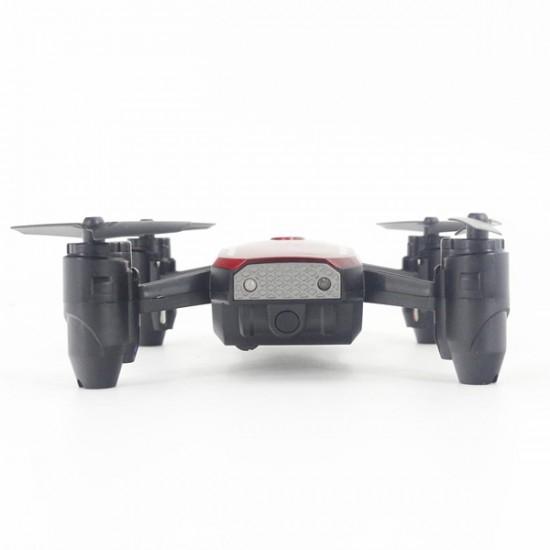 Anti-fly F24 drone set van 2 Stuks Rood en Blauw 2.4GHz met 6-Axis Gyro