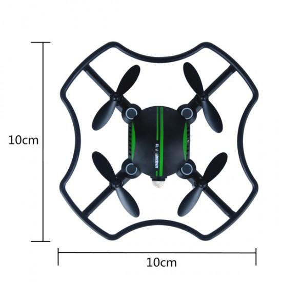 F19 mini Drone 2.4GHz 4-Kanal 6-Axis