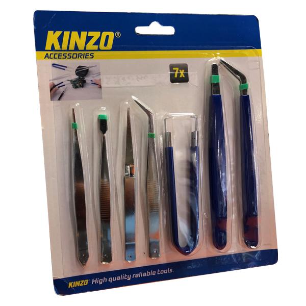 Pincet Kinzo accessories 7 delig
