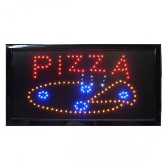 LED Bord Pizza 40