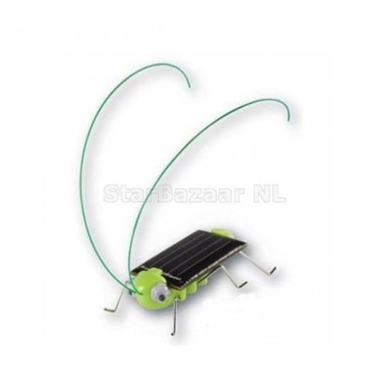 Sprinkhaan Solar powered