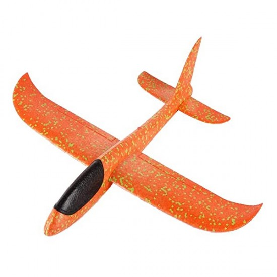 Foam wurfgleiter zweefvliegtuig met verlichting