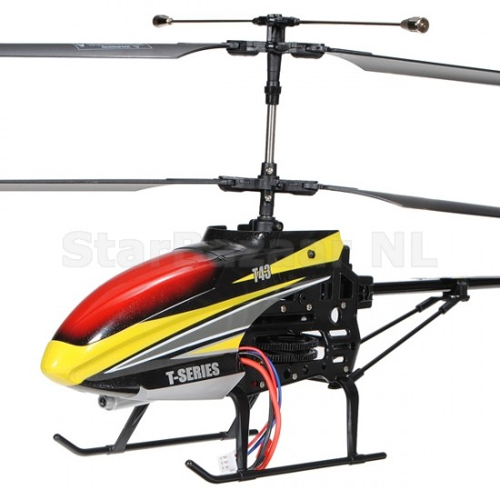 MJX T43 Shuttle 2.4Ghz 3CH Helicopter & Camera Ready