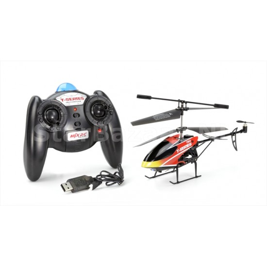 MJX T53 S'huttle3CH RC Helikopter - Camera Ready