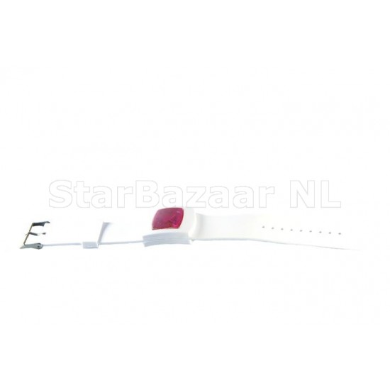 Horloge Trendy met siliconen band