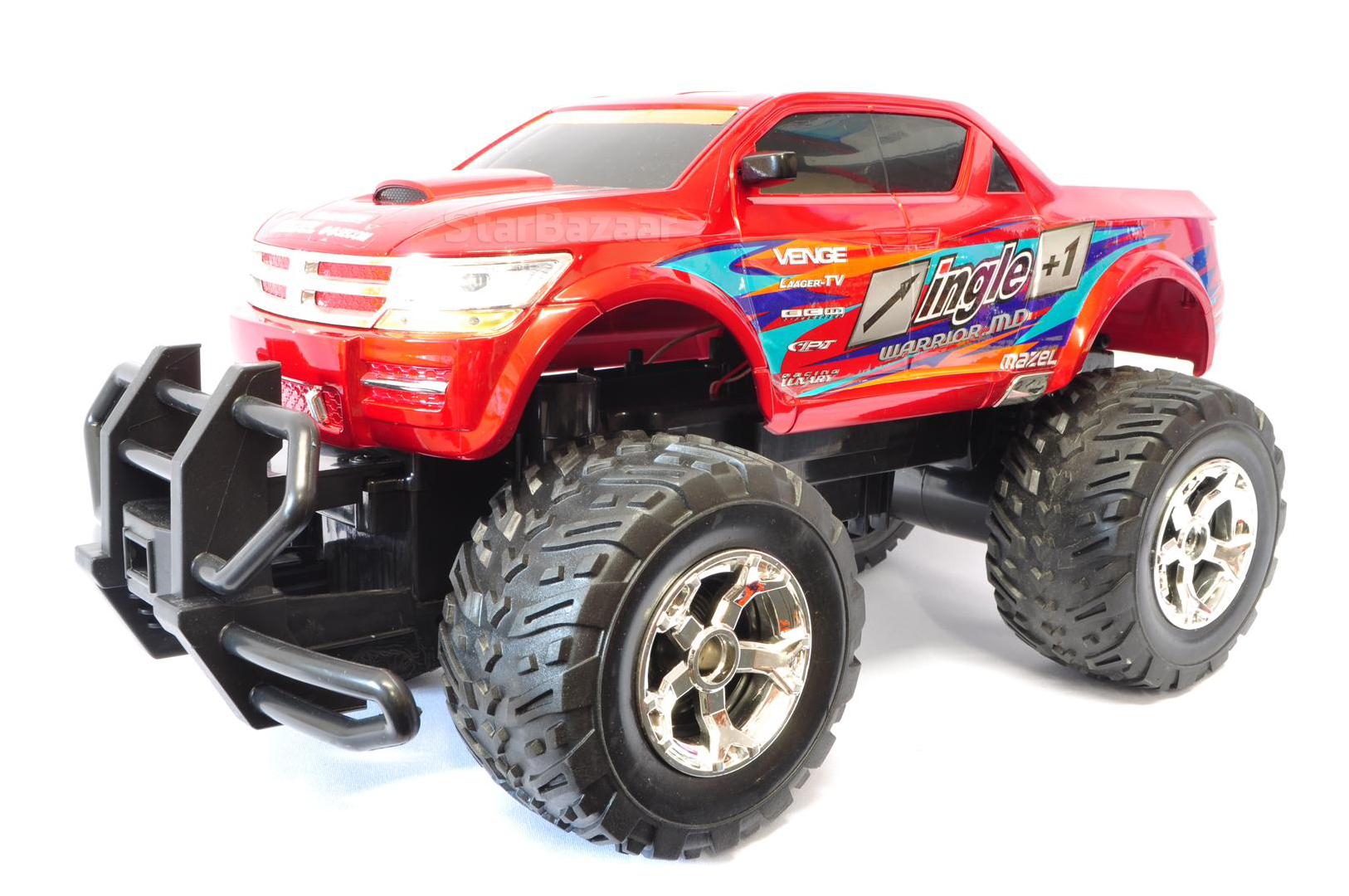 Rampage Cross-Country Big RC Car W3818