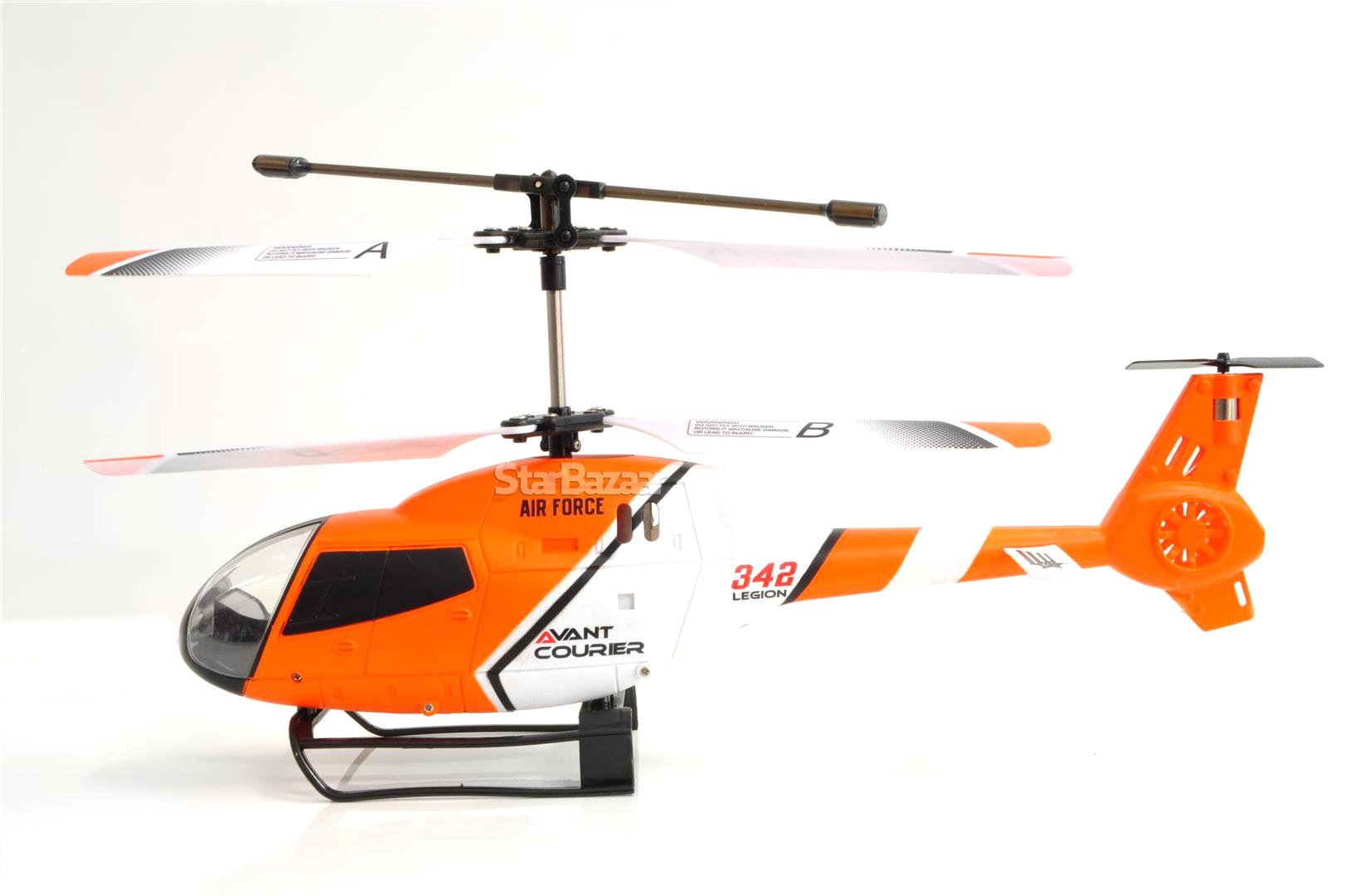 JXD 342 Legion Air-Force Discovery 3CH helicopter met Gyro