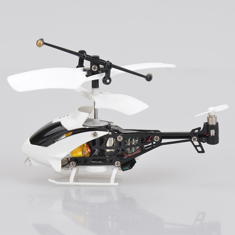 MICRO 3CH TX Helicopter met Gyro 80mm lengte