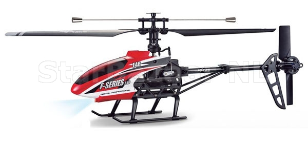 MJX F46 Single Blade RC Helikopter 4CH Camera Ready