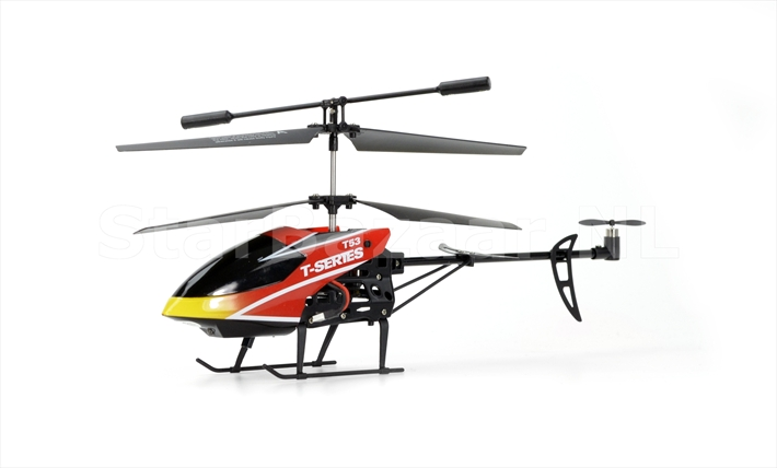 MJX T53 S'huttle3CH RC Helikopter Camera Ready